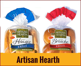Artisan Hearth Breads