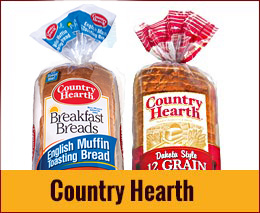 Country Hearth Breads