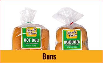 Family Choice Buns
