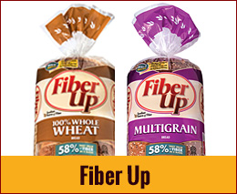 Fiber Up Breads