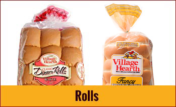 Village Hearth Rolls